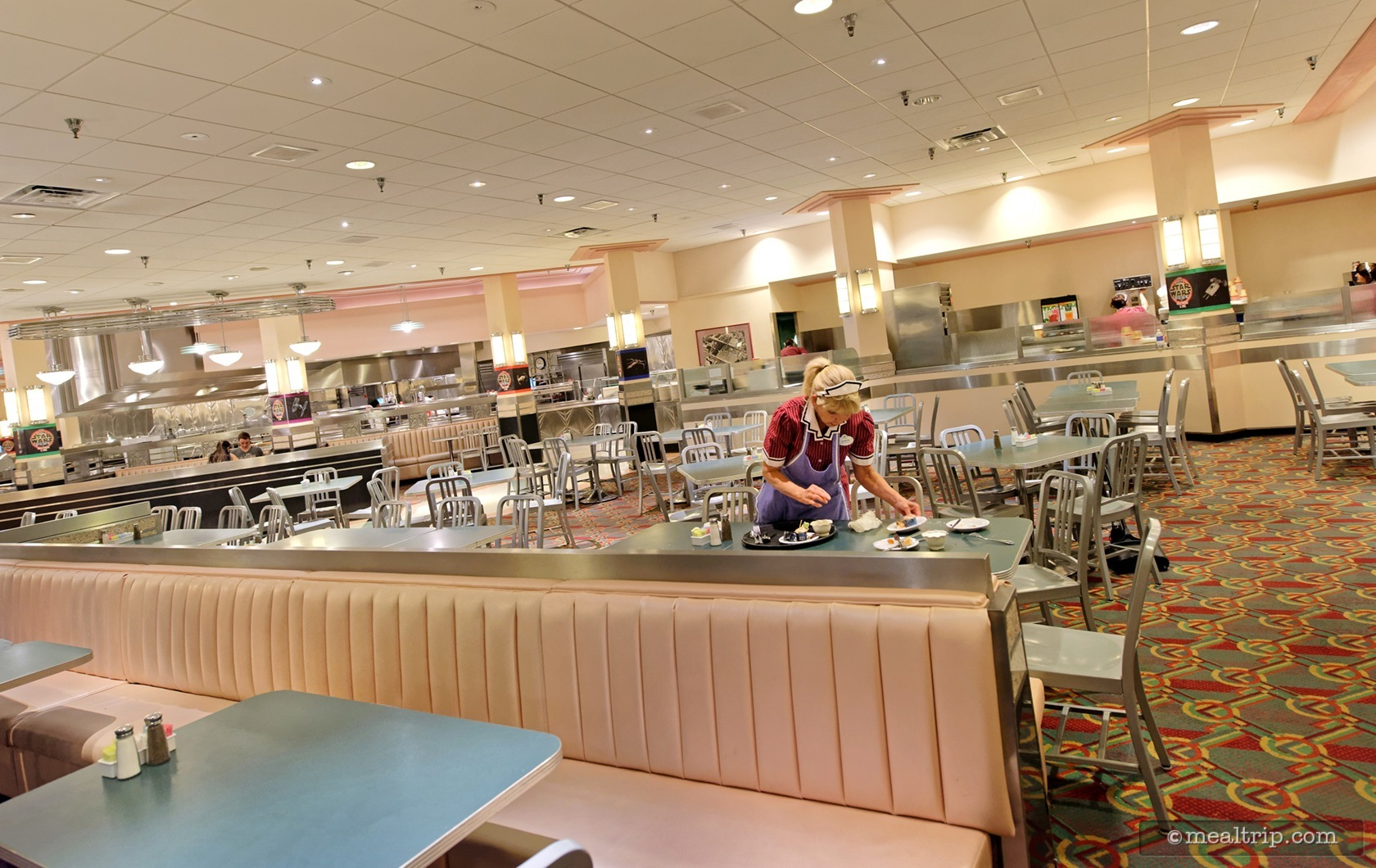 Photo Gallery for Hollywood & Vine , Dinner Buffet at Hollywood Studios