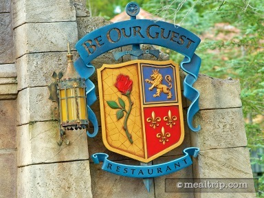 Be Our Guest Restaurant Dinner Reviews and Photos