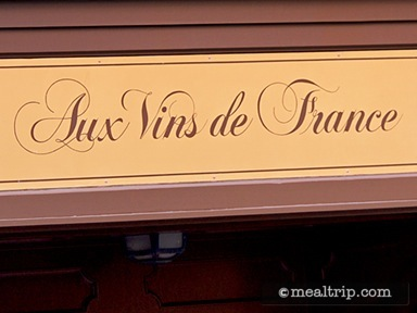 Aux Vins de France Reviews and Photos
