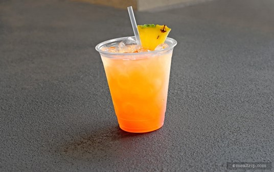 The Banana Cabana is one of High Octane Refreshment's signature drinks.