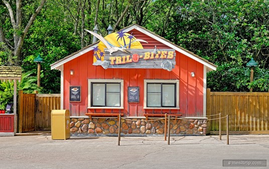 The Trilo-Bites counter service location at Animal Kingdom.