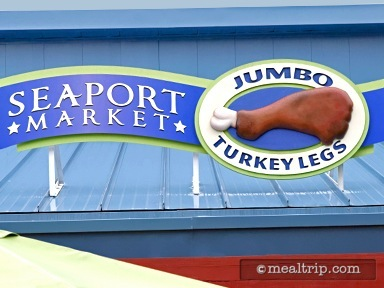 Seaport Market Jumbo Turkey Legs Reviews and Photos