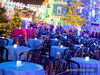 Frozen - Holiday Premium Package - Special Event Reviews and Photos