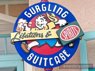 Gurgling Suitcase Libations & Spirits Reviews and Photos