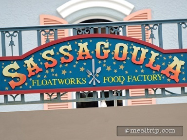 Sassagoula Floatworks and Food Factory Lunch & Dinner Reviews and Photos