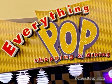 Everything POP Food Court - Lunch and Dinner