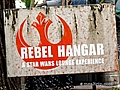 Rebel Hangar - A Star Wars Lounge Experience