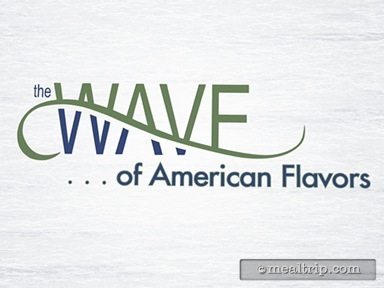 The Wave Dinner Reviews and Photos