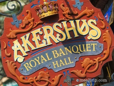 Akershus Royal Banquet Hall Lunch and Dinner Reviews and Photos
