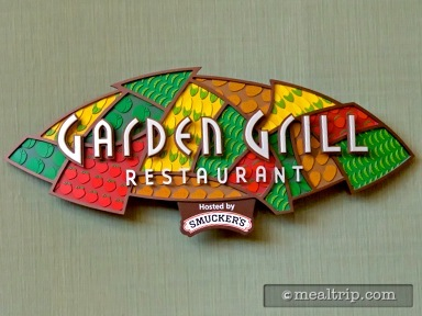 The Garden Grill Dinner Reviews and Photos