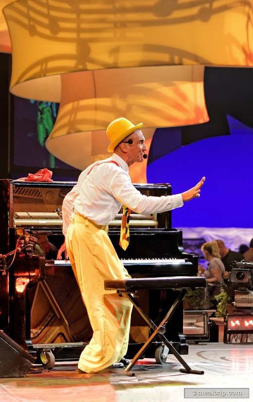 Review photo for Dining Through the Decades, A Tribute to Walt Disney provided by Mealtrip