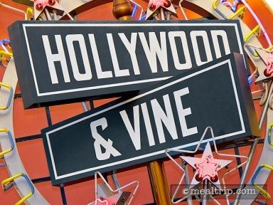 Hollywood & Vine - Dinner Buffet Reviews