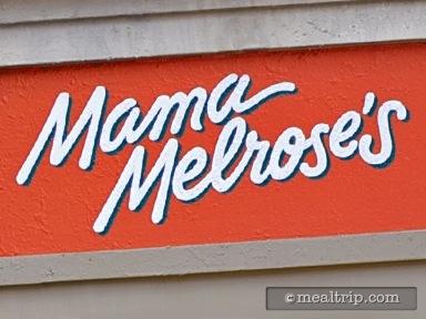 Mama Melrose's Ristorante Italiano Reviews