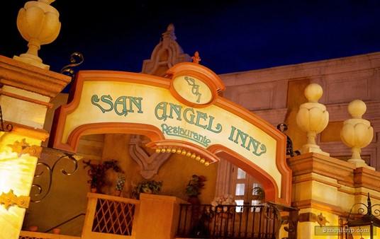 The Entrance to San Angel Inn