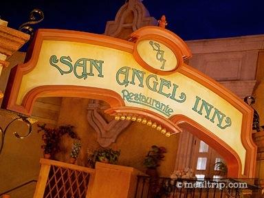 San Angel Inn Reviews