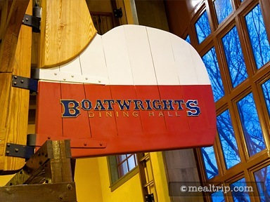 Boatwright's Dining Hall Reviews