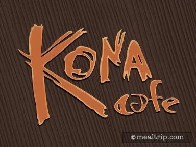Kona Cafe Breakfast Reviews and Photos