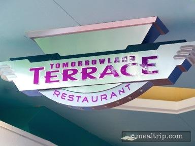 Tomorrowland Terrace Restaurant Reviews