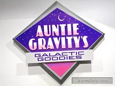 Auntie Gravity's Galactic Goodies Reviews