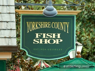 Yorkshire County Fish Shop Reviews