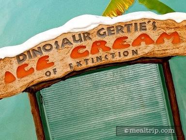 Dinosaur Gertie's Ice Cream Reviews