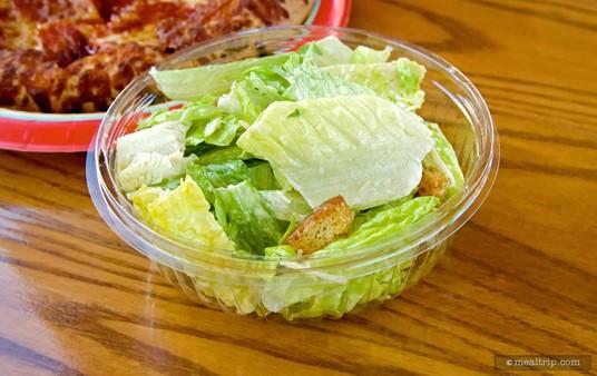 Catalina Eddie's side Caesar Salad.