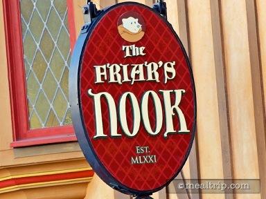 The Friar's Nook Reviews and Photos