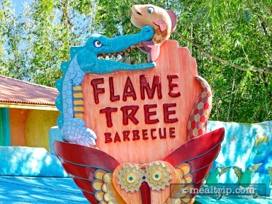 Flame Tree Barbecue Reviews