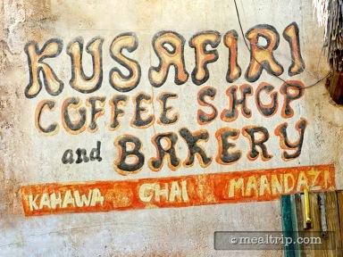 Kusafiri Coffee Shop & Bakery Reviews