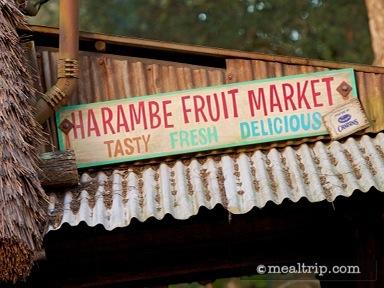Harambe Fruit Market Reviews