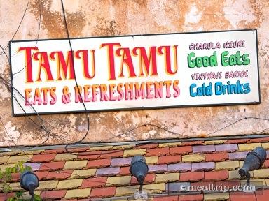 Tamu Tamu Refreshments Reviews