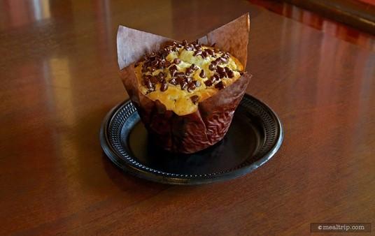 Seafire Inn's Chocolate Muffin.