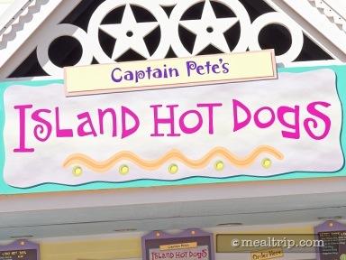 Captain Pete's Reviews