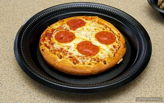 Seaport Pizza's Pepperoni Pizza