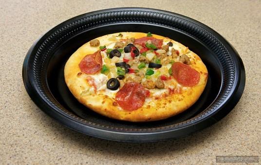 Seaport Pizza's Supreme Pizza