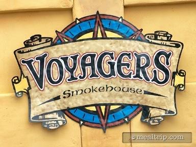 Voyager's Smokehouse Reviews
