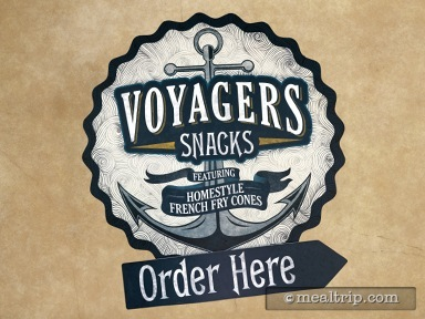 Voyagers Snacks Reviews and Photos