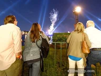 IllumiNations Sparkling Dessert Party Reviews and Photos