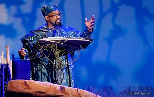 """Michael Beach was the featured narrator for the July 5th, 2014 performance of """"The Lion King - Concert in the Wild""""."""