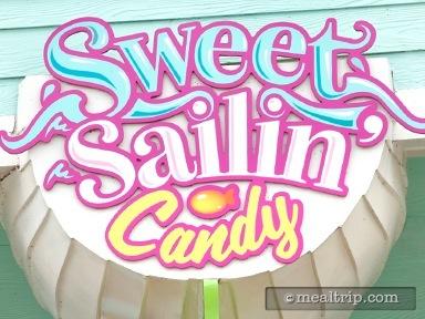 Sweet Sailin' Candy Reviews and Photos