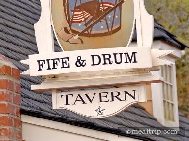 Fife & Drum Tavern Reviews