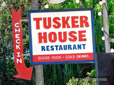 Tusker House Restaurant Reviews
