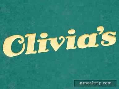 Olivia's Café Dinner Reviews