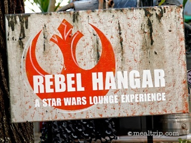 Rebel Hangar - A Star Wars Lounge Experience Reviews and Photos
