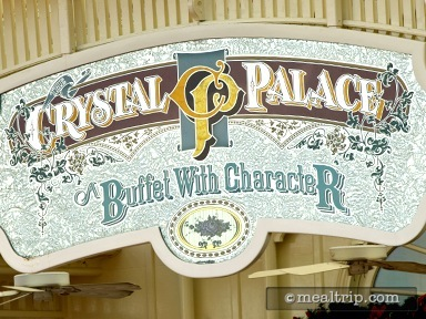 The Crystal Palace Breakfast Reviews
