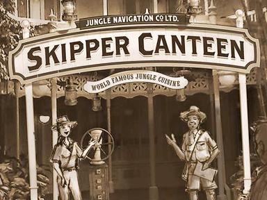 The Jungle Skipper Canteen Reviews