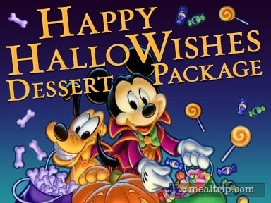 Happy HalloWishes Dessert Party Premium Package Reviews and Photos