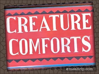 Creature Comforts - Starbucks Reviews