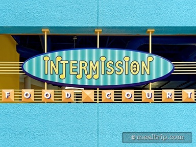Intermission Food Court - Lunch and Dinner Reviews and Photos