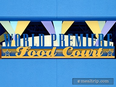 World Premiere Food Court - Lunch and Dinner Reviews and Photos